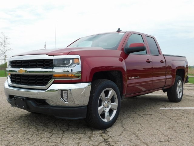 2018 Silverado 1500 Double Cab 4x4,  Pickup #GT02684 - photo 11
