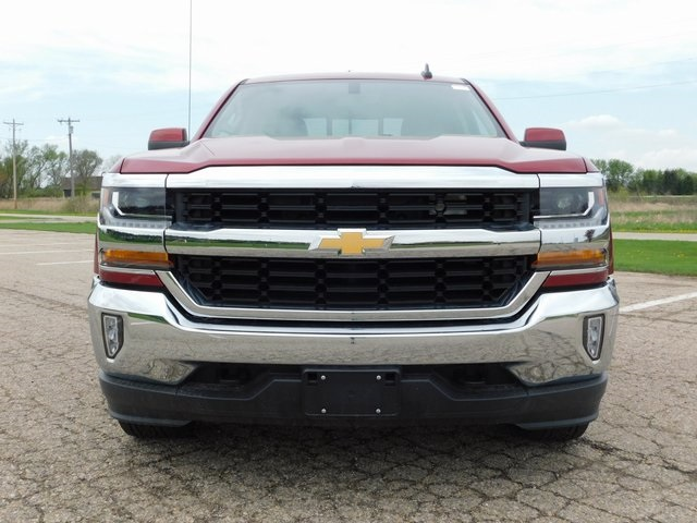 2018 Silverado 1500 Double Cab 4x4,  Pickup #GT02684 - photo 12