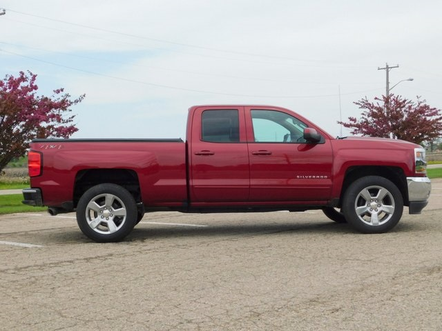 2018 Silverado 1500 Double Cab 4x4,  Pickup #GT02684 - photo 3