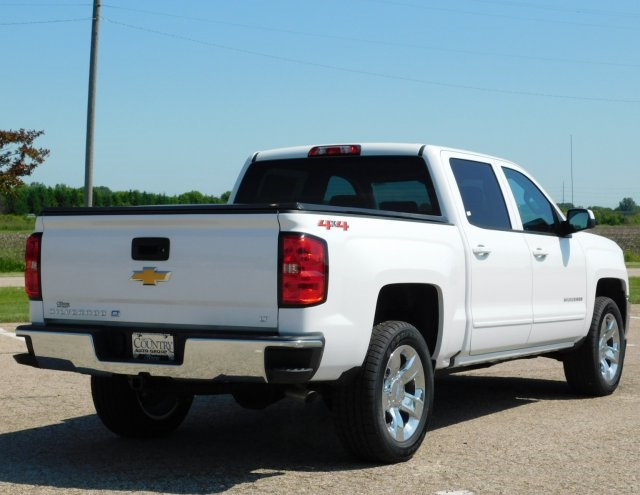 2018 Silverado 1500 Crew Cab 4x4,  Pickup #GT02692 - photo 2