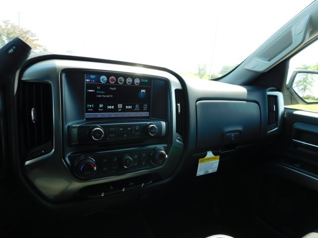 2018 Silverado 1500 Crew Cab 4x4,  Pickup #GT02692 - photo 16