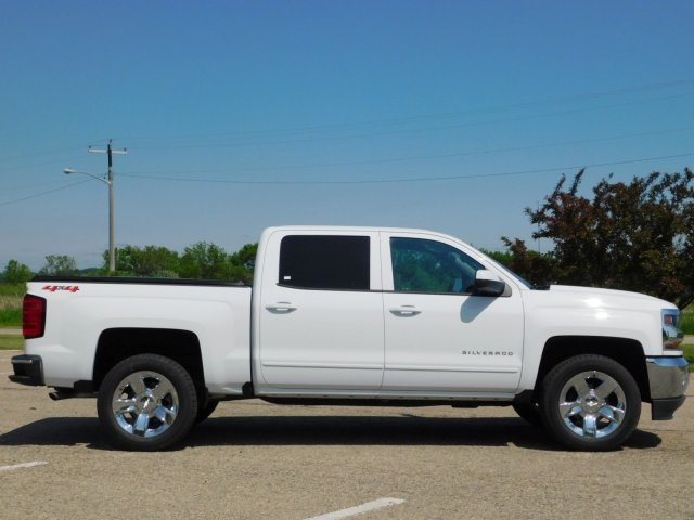 2018 Silverado 1500 Crew Cab 4x4,  Pickup #GT02692 - photo 3