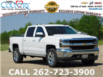 2018 Silverado 1500 Crew Cab 4x4,  Pickup #GT02692 - photo 1