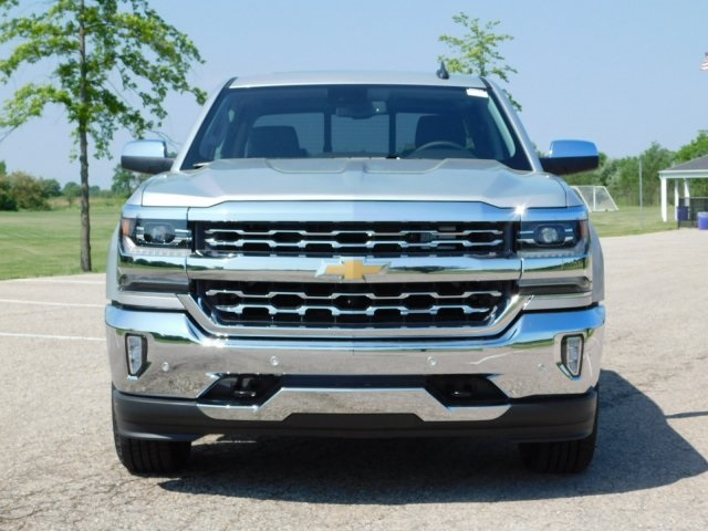 2018 Silverado 1500 Crew Cab 4x4,  Pickup #GT02721 - photo 11