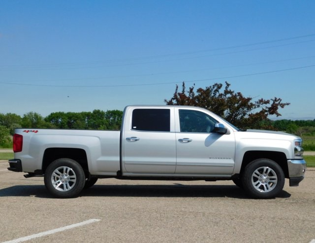 2018 Silverado 1500 Crew Cab 4x4,  Pickup #GT02721 - photo 3
