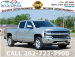 2018 Silverado 1500 Crew Cab 4x4,  Pickup #GT02721 - photo 1