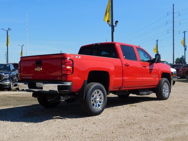 2018 Silverado 2500 Crew Cab 4x4,  Pickup #GT02751 - photo 2