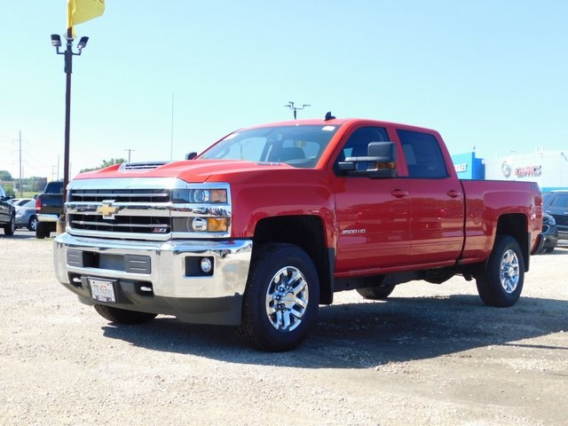 2018 Silverado 2500 Crew Cab 4x4,  Pickup #GT02751 - photo 11