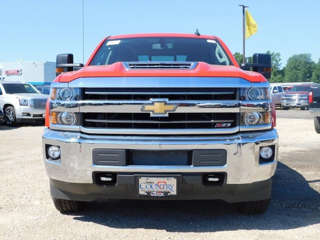 2018 Silverado 2500 Crew Cab 4x4,  Pickup #GT02751 - photo 12