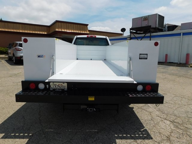2018 Silverado 3500 Regular Cab DRW 4x2,  Monroe Service Body #GT02761 - photo 11