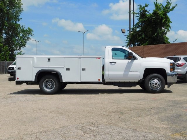 2018 Silverado 3500 Regular Cab DRW 4x2,  Monroe Service Body #GT02761 - photo 3