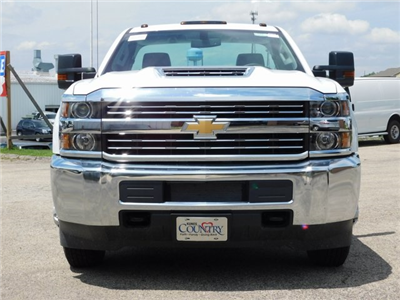 2018 Silverado 3500 Regular Cab DRW 4x2,  Monroe MSS II Service Body #GT02761 - photo 8