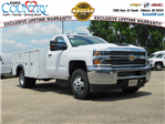 2018 Silverado 3500 Regular Cab DRW 4x2,  Monroe Service Body #GT02761 - photo 1