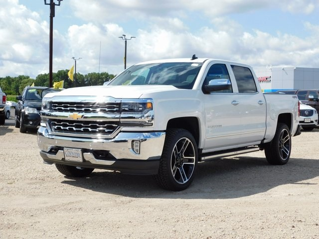 2018 Silverado 1500 Crew Cab 4x4,  Pickup #GT02810 - photo 10
