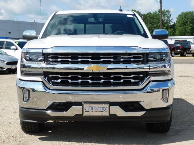 2018 Silverado 1500 Crew Cab 4x4,  Pickup #GT02810 - photo 11