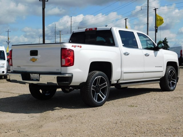 2018 Silverado 1500 Crew Cab 4x4,  Pickup #GT02810 - photo 2