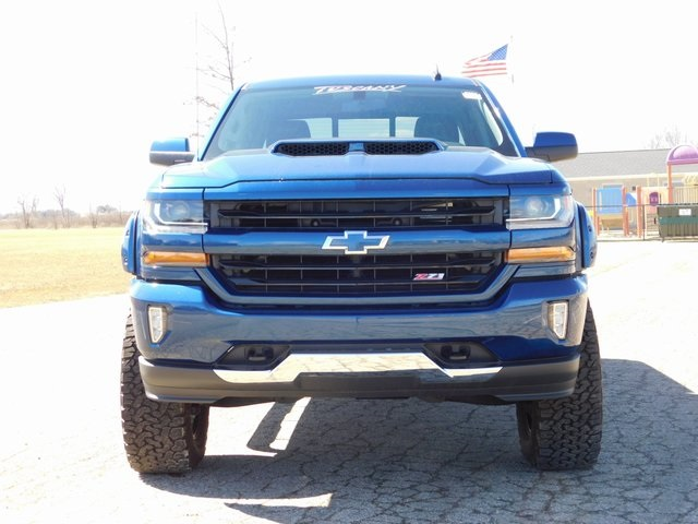 2018 Silverado 1500 Crew Cab 4x4,  Pickup #GT02816 - photo 14