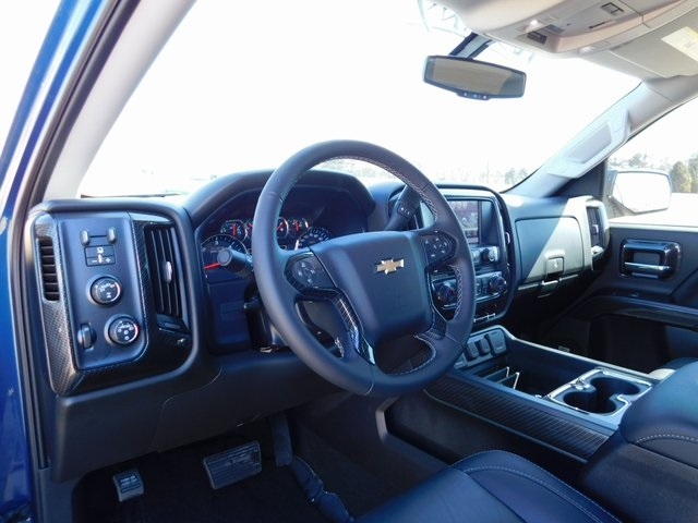 2018 Silverado 1500 Crew Cab 4x4,  Pickup #GT02816 - photo 4