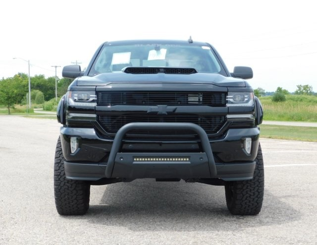 2018 Silverado 1500 Crew Cab 4x4,  Pickup #GT02817 - photo 10
