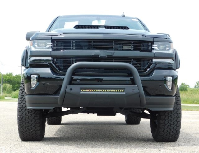 2018 Silverado 1500 Crew Cab 4x4,  Pickup #GT02817 - photo 11