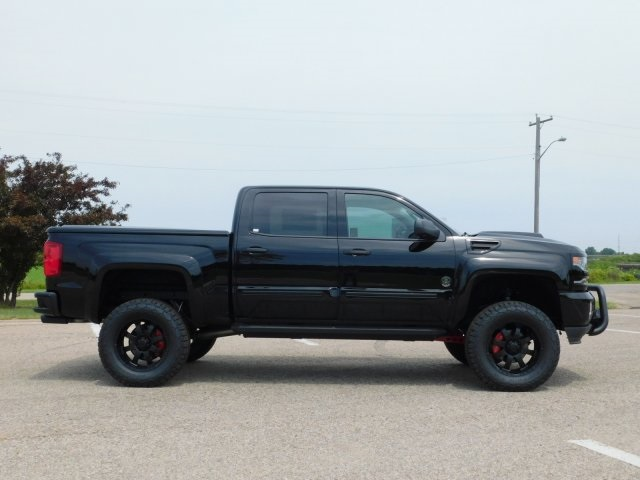 2018 Silverado 1500 Crew Cab 4x4,  Pickup #GT02817 - photo 5