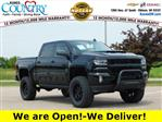 2018 Silverado 1500 Crew Cab 4x4,  Pickup #GT02817 - photo 1