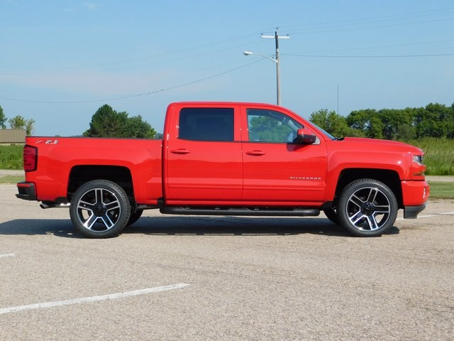 2018 Silverado 1500 Crew Cab 4x4,  Pickup #GT02826 - photo 3