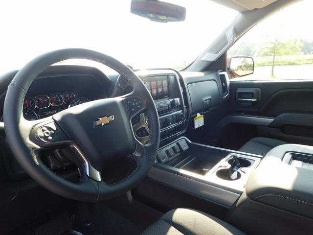 2018 Silverado 1500 Crew Cab 4x4,  Pickup #GT02826 - photo 4