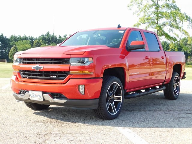 2018 Silverado 1500 Crew Cab 4x4,  Pickup #GT02826 - photo 8