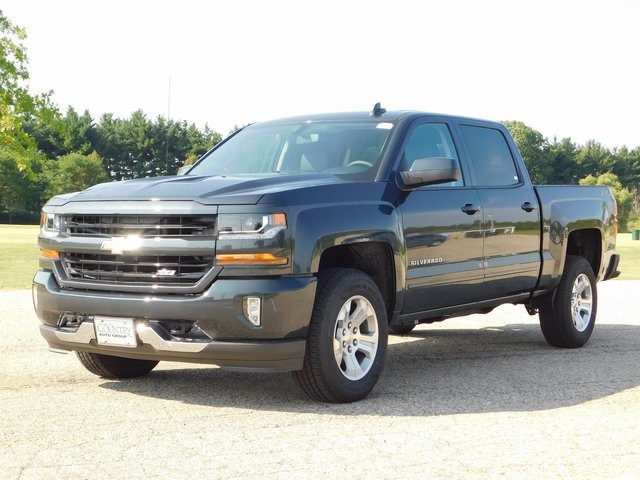 2018 Silverado 1500 Crew Cab 4x4,  Pickup #GT02834 - photo 9