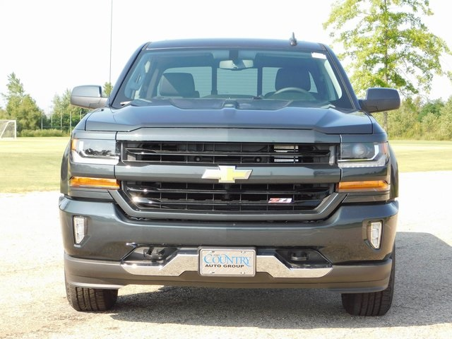 2018 Silverado 1500 Crew Cab 4x4,  Pickup #GT02834 - photo 10