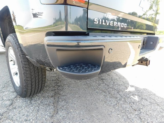 2018 Silverado 1500 Crew Cab 4x4,  Pickup #GT02834 - photo 12
