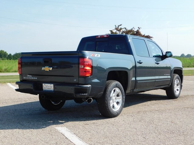 2018 Silverado 1500 Crew Cab 4x4,  Pickup #GT02834 - photo 2