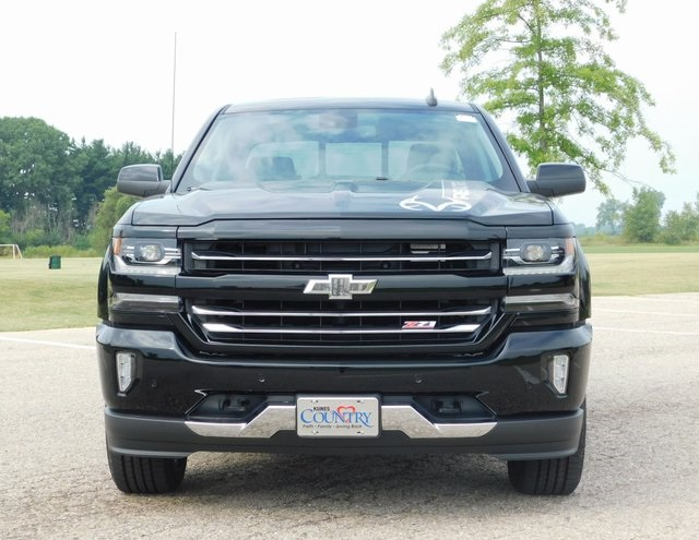 2018 Silverado 1500 Crew Cab 4x4,  Pickup #GT02844 - photo 11
