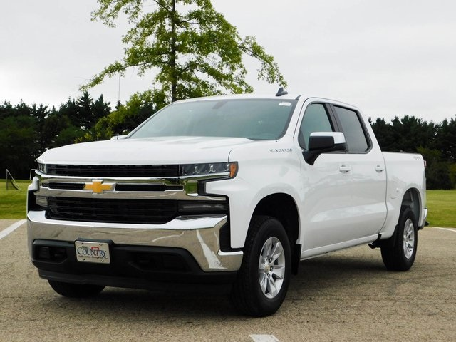 2019 Silverado 1500 Crew Cab 4x4,  Pickup #GT02885 - photo 9