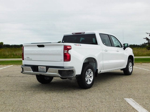 2019 Silverado 1500 Crew Cab 4x4,  Pickup #GT02885 - photo 2