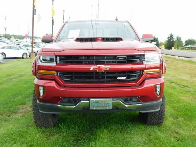 2018 Silverado 1500 Crew Cab 4x4,  Pickup #GT02893 - photo 11
