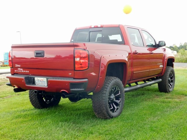 2018 Silverado 1500 Crew Cab 4x4,  Pickup #GT02893 - photo 2