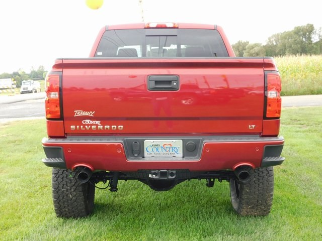 2018 Silverado 1500 Crew Cab 4x4,  Pickup #GT02893 - photo 8