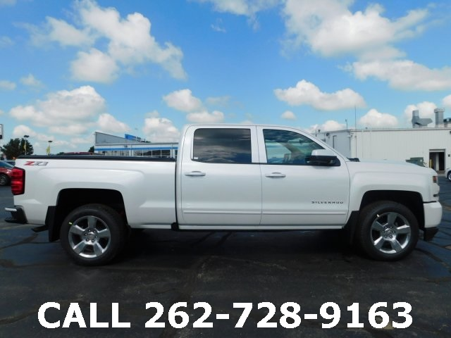 2018 Silverado 1500 Crew Cab 4x4,  Pickup #GT02895 - photo 2