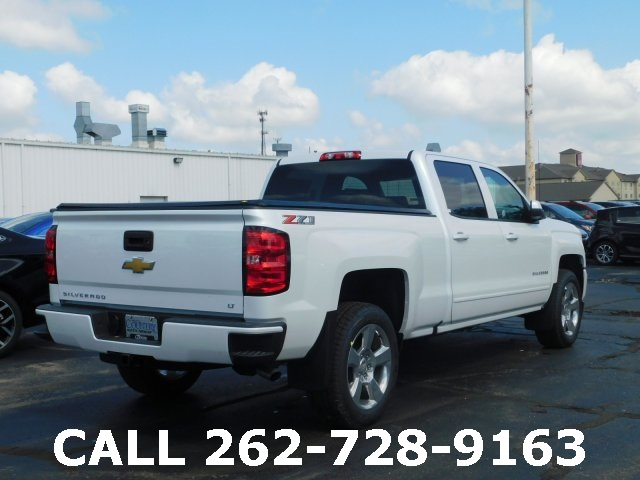 2018 Silverado 1500 Crew Cab 4x4,  Pickup #GT02895 - photo 8