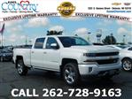 2018 Silverado 1500 Crew Cab 4x4,  Pickup #GT02895 - photo 1