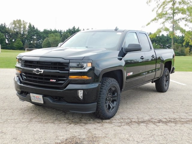 2019 Silverado 1500 Double Cab 4x4,  Pickup #GT02897 - photo 9