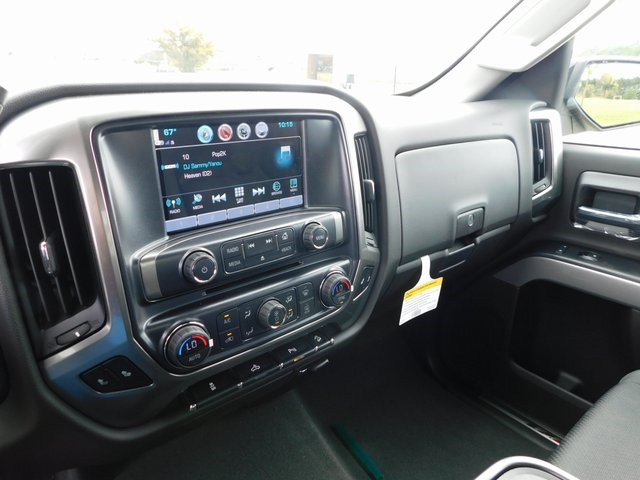 2019 Silverado 1500 Double Cab 4x4,  Pickup #GT02897 - photo 14