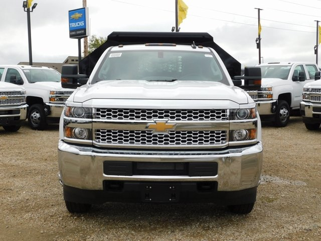 2019 Silverado 3500 Regular Cab DRW 4x4,  Knapheide Dump Body #GT02912 - photo 9