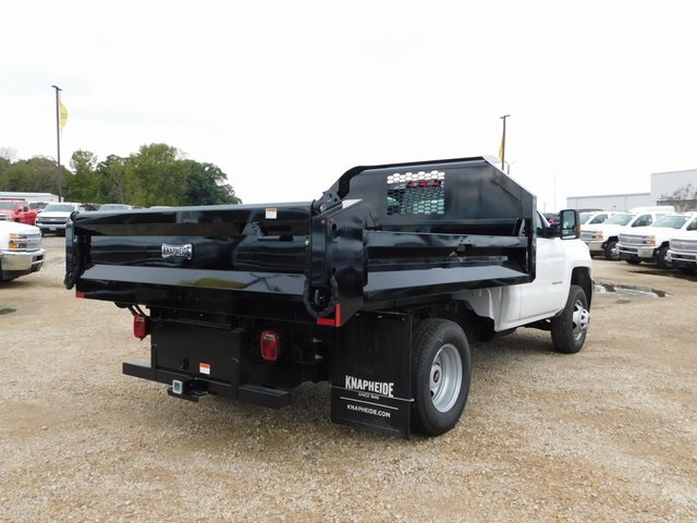 2019 Silverado 3500 Regular Cab DRW 4x4,  Knapheide Dump Body #GT02912 - photo 2