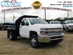 2019 Silverado 3500 Regular Cab DRW 4x4,  Knapheide Dump Body #GT02912 - photo 1