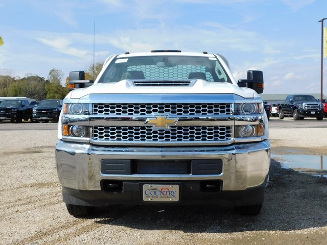 2019 Silverado 3500 Regular Cab DRW 4x4,  Knapheide Platform Body #GT02941 - photo 8