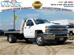 2019 Silverado 3500 Regular Cab DRW 4x4,  Knapheide Platform Body #GT02941 - photo 1