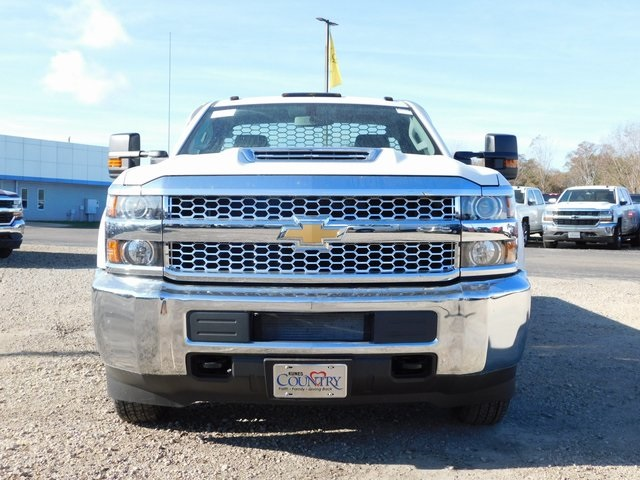2019 Silverado 3500 Regular Cab DRW 4x4,  Knapheide Platform Body #GT02942 - photo 9
